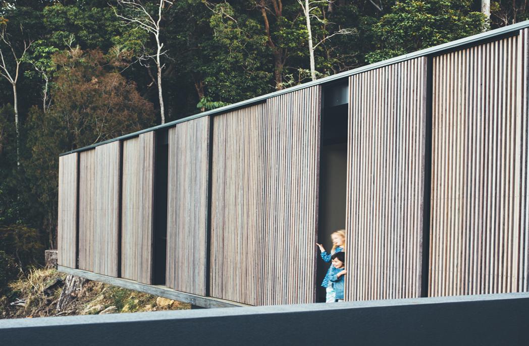 Teeland Architects designed house