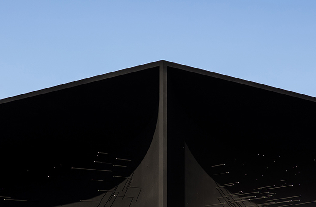 Winter Olympic Pavilion by Asif Khan