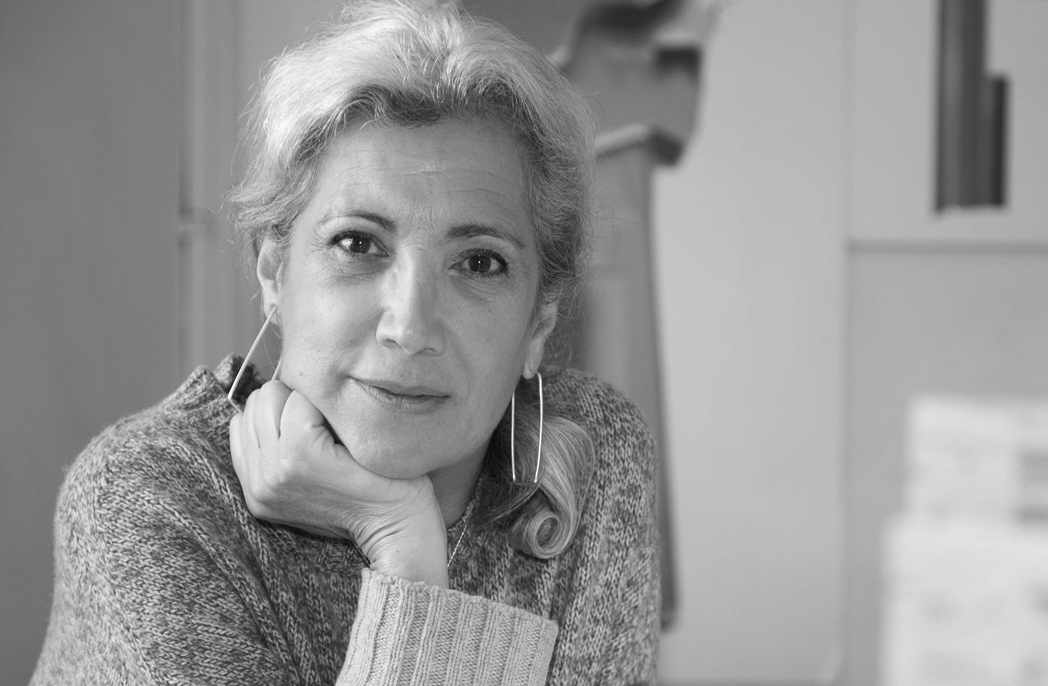 Portrait of Carme Pinos