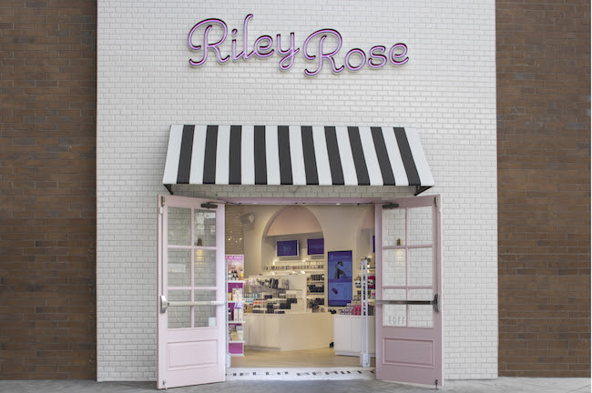 Riley Rose store exterior