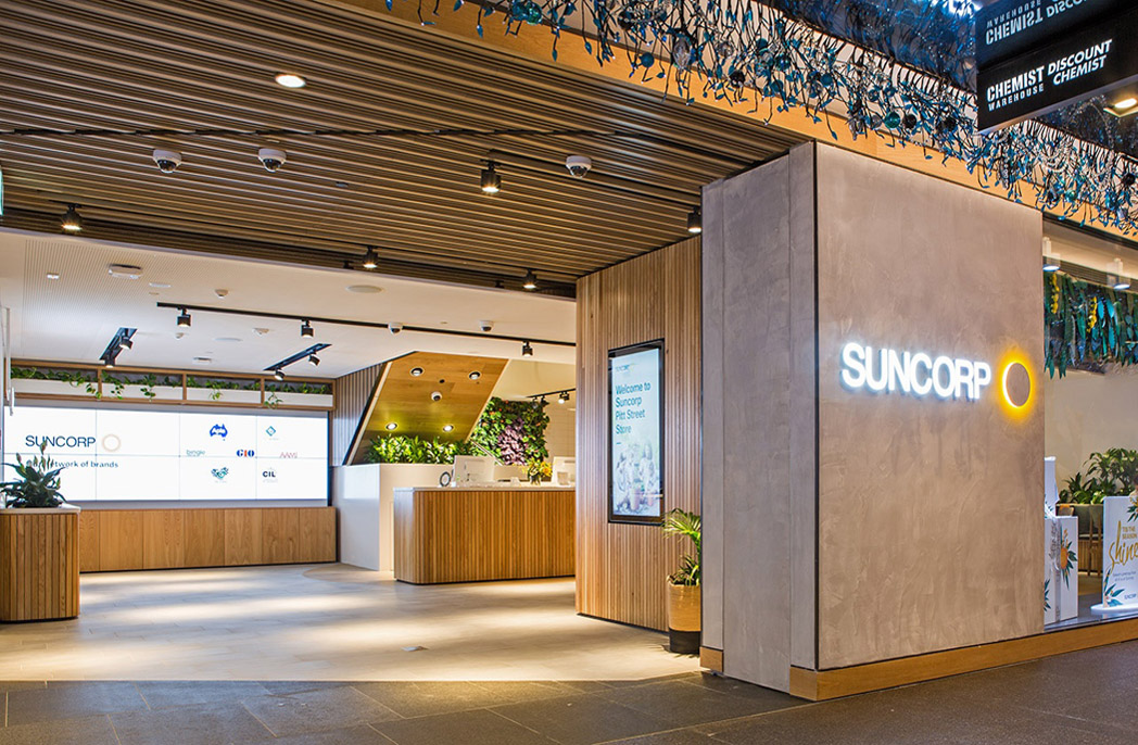Suncorp Discovery Store