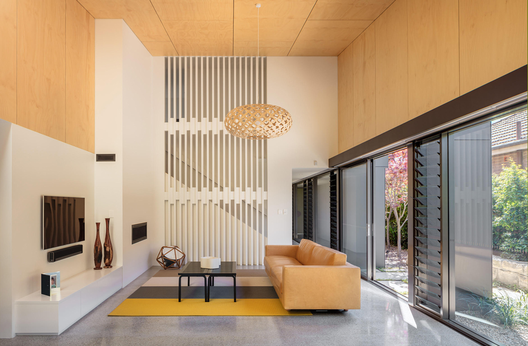 Randwick house by Ben Giles