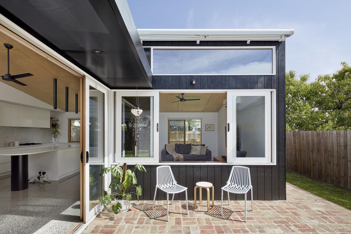 Cool Reimagining The Humble Lean To Australian Design Review Interior Design Ideas Gentotthenellocom