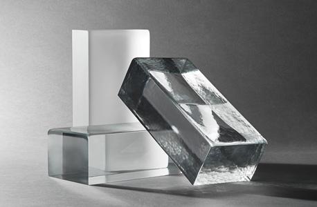 Austral Bricks new glass brick range Poesia