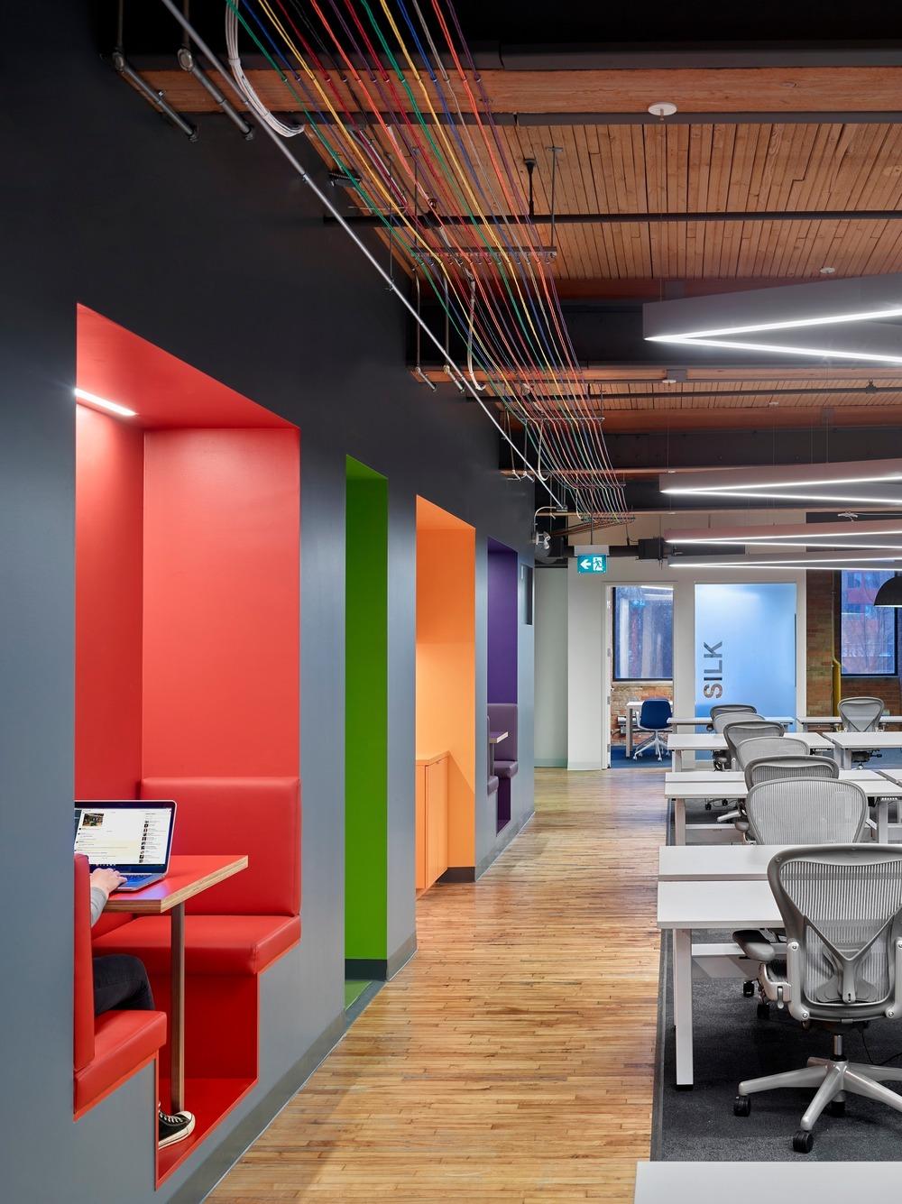 Slack's office in Toronto