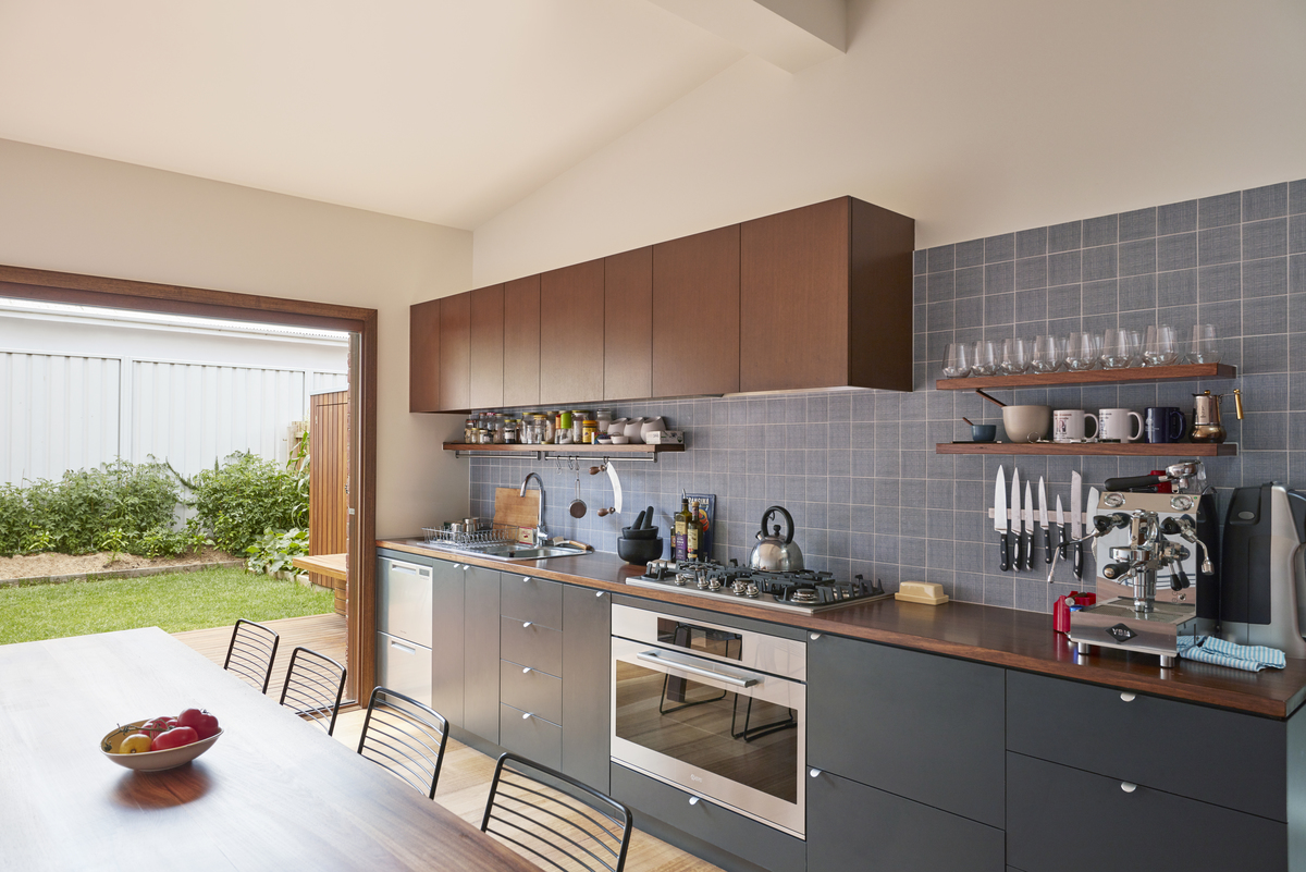 Kitchen design by Jos Tan