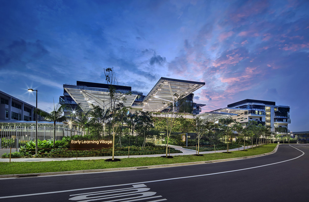 Early Learning Village in Singapore