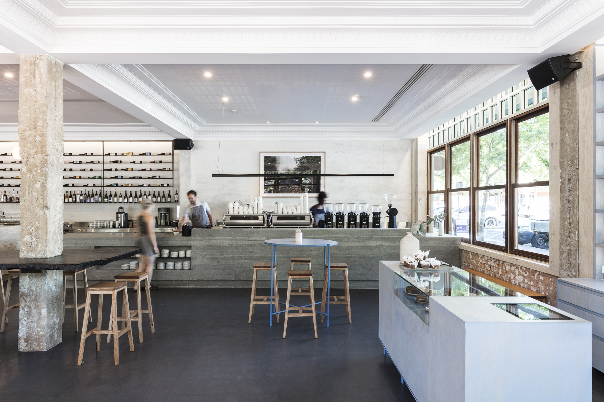 Highroad by Foolscap: coffee bar