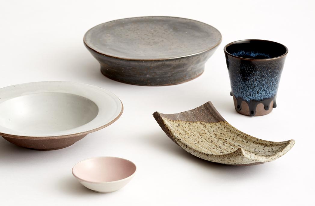Ceramics by Andrei Davidoff