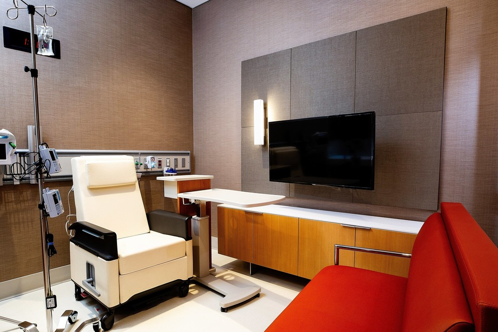 Infusion private room