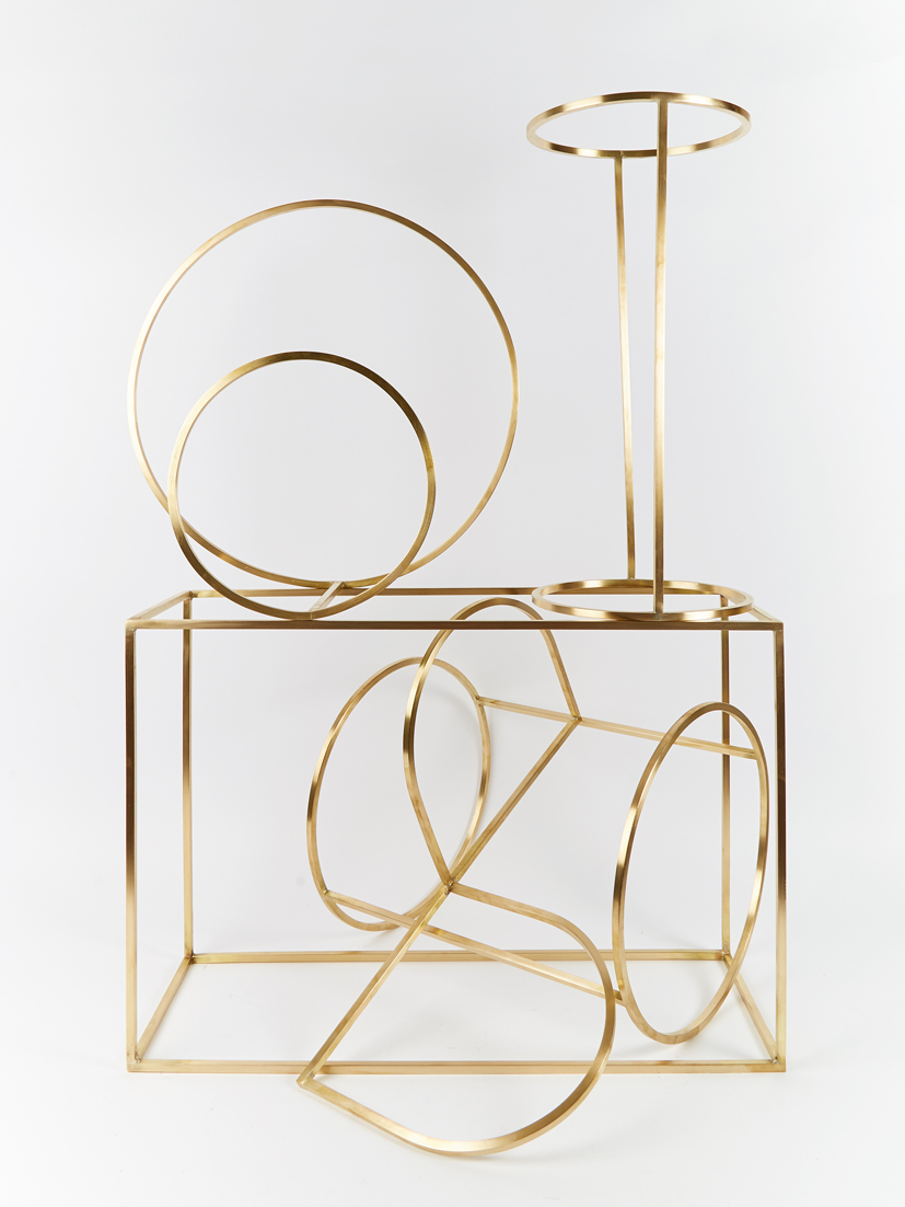 Anna Varendorff, Sculptures of Infinite Arrangement