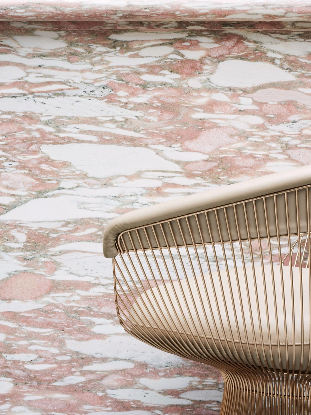 The flooring inspired by the sea at Sean Connolly