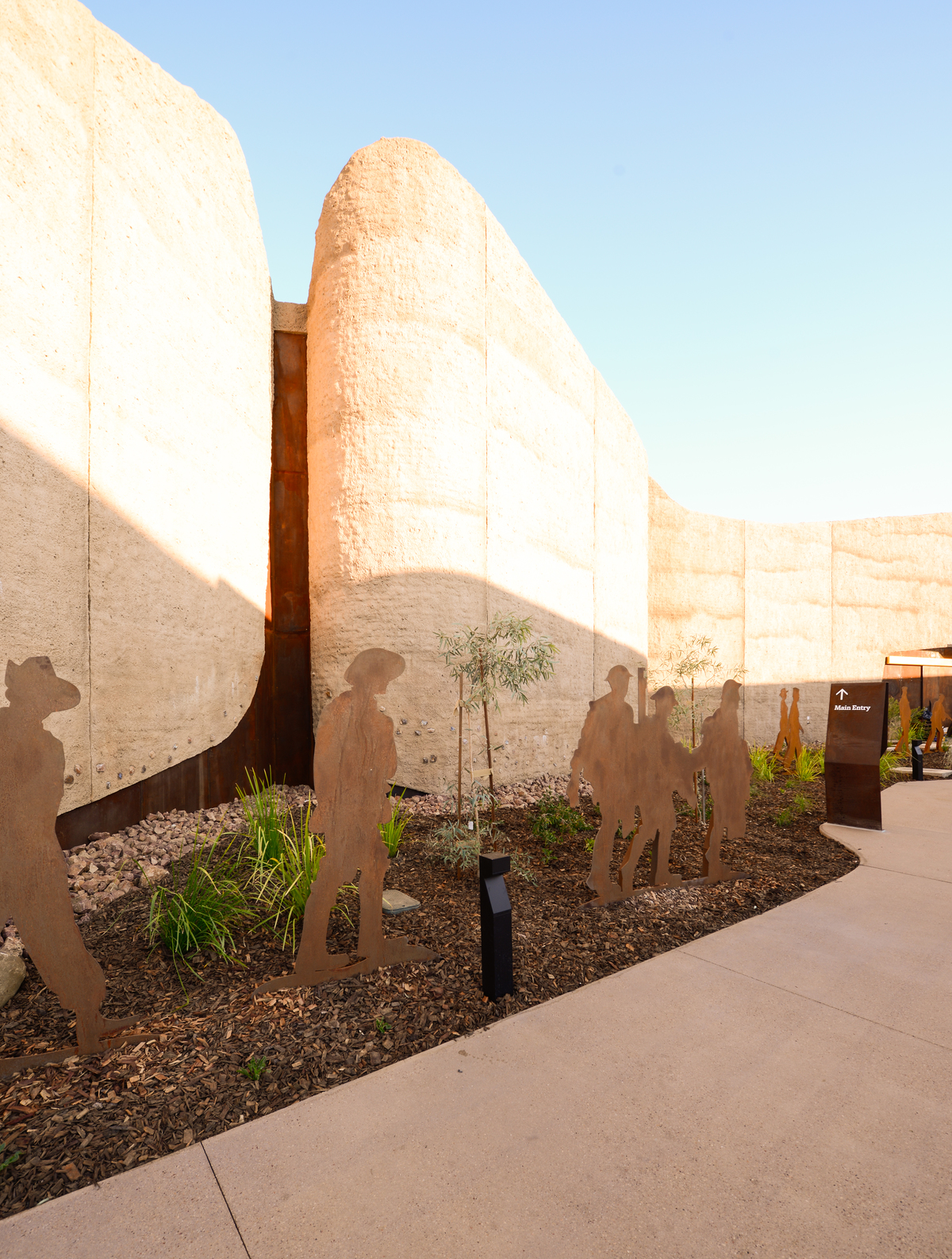 The Waltzing Matilda Centre