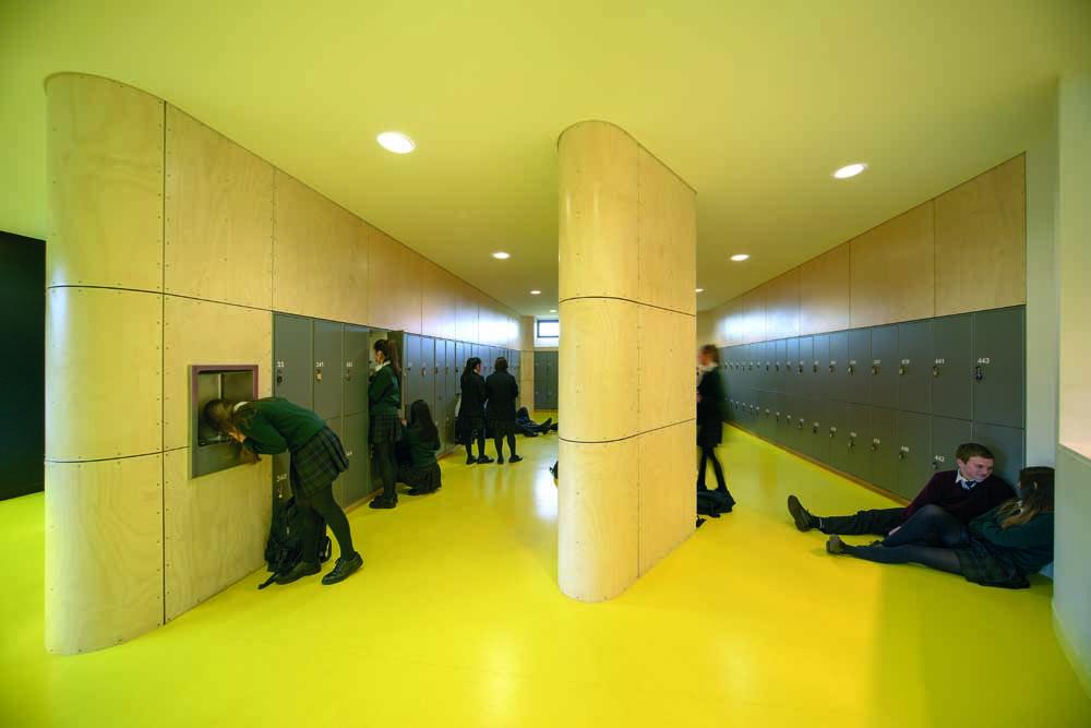 Penleigh and Essendon Grammar School, Infinity Centre