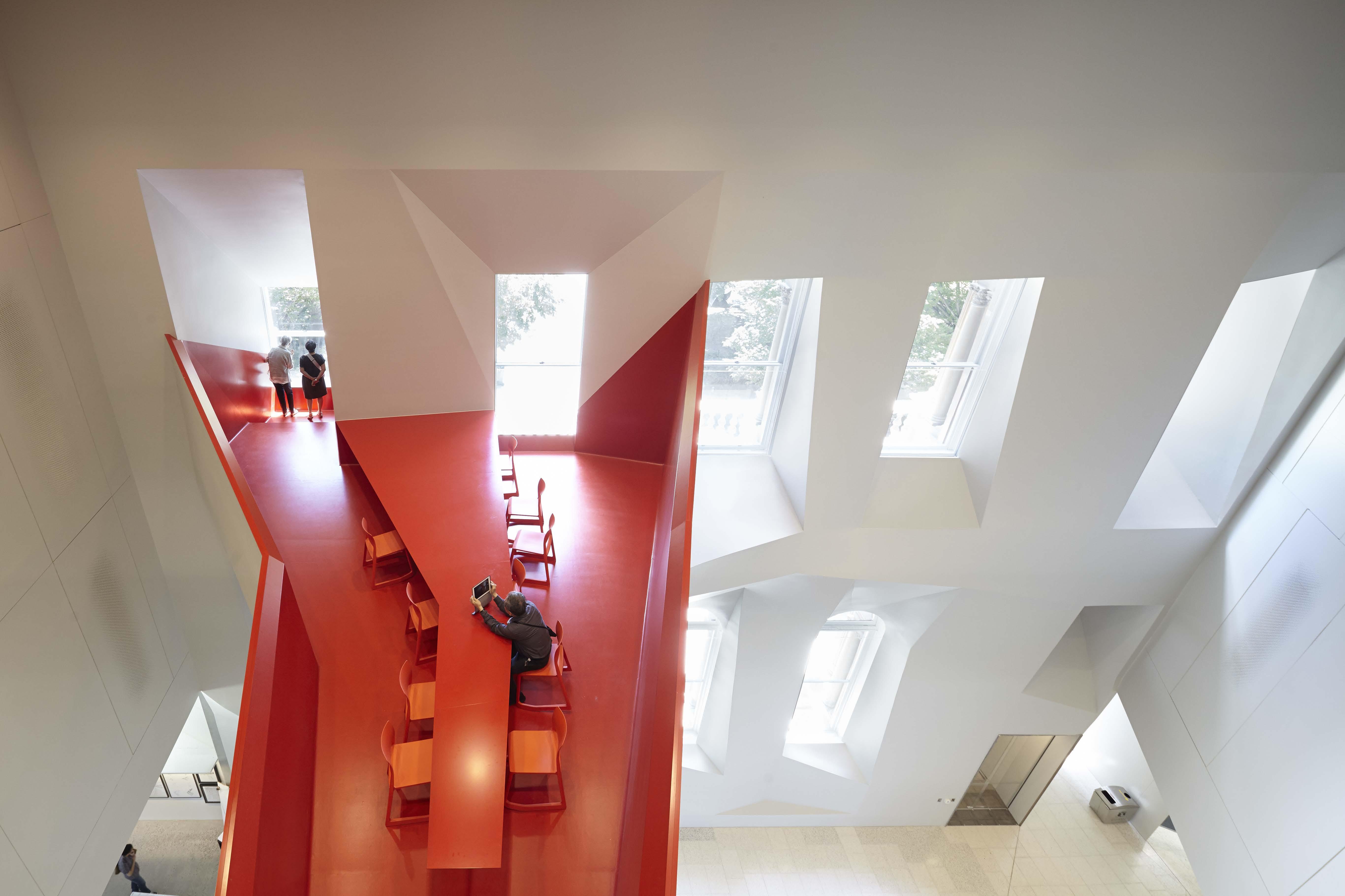 by John Wardle Architects and NADAAA