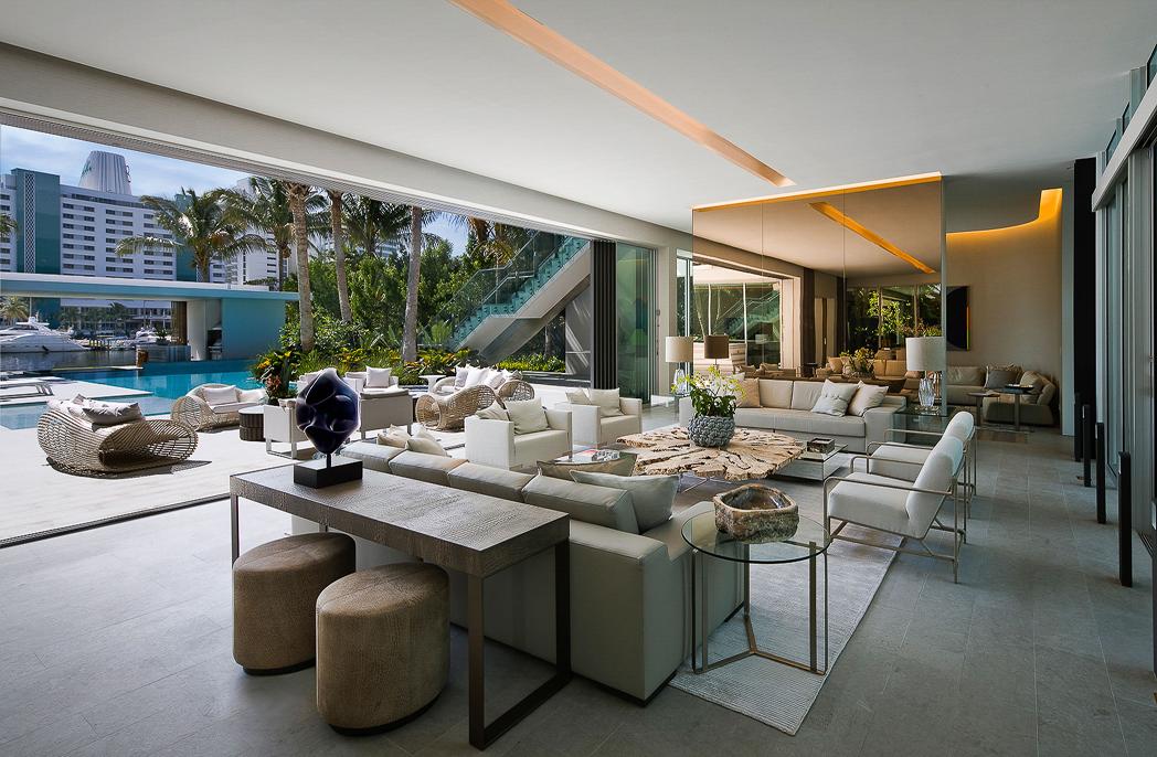 Miami house by SOATA