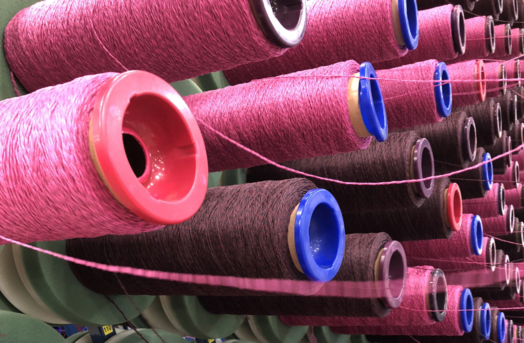 reams of thread in China