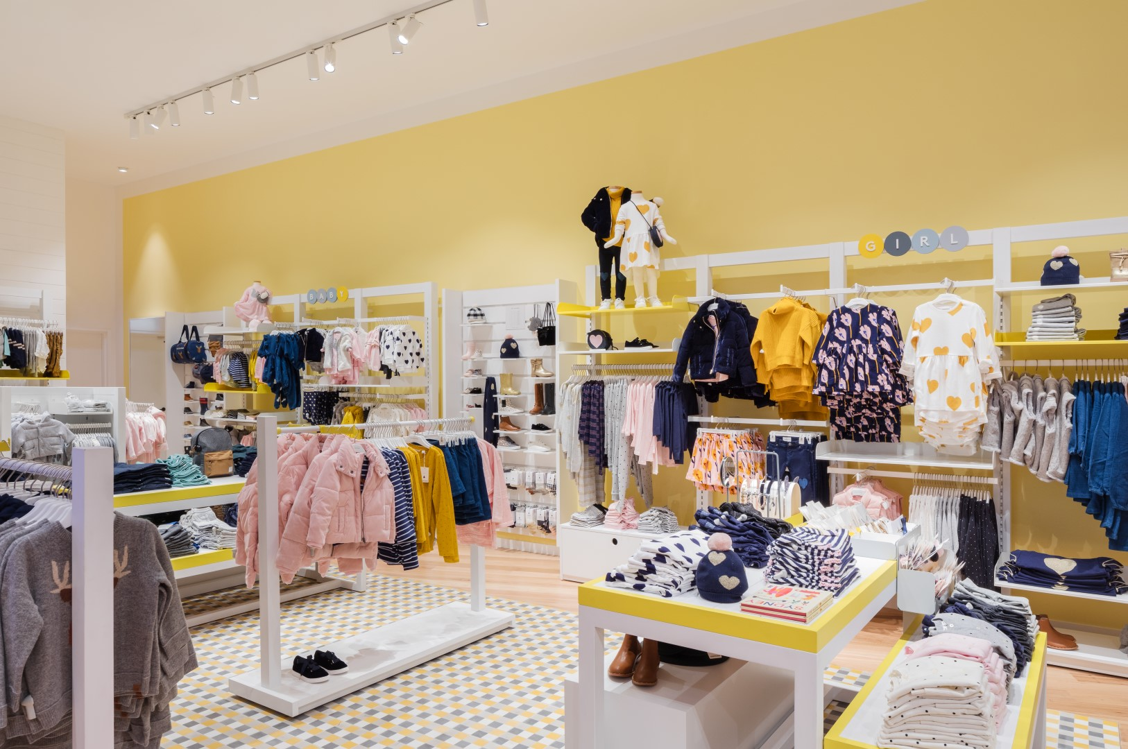 Children's clothing at Country ROad