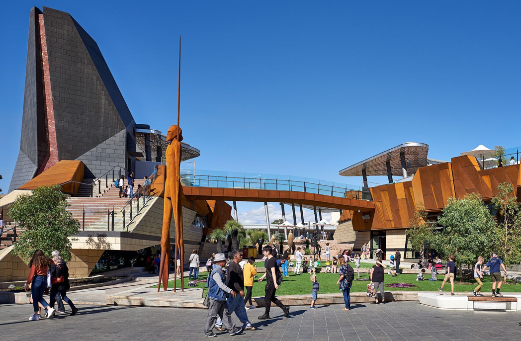 Perth's Yagan Square
