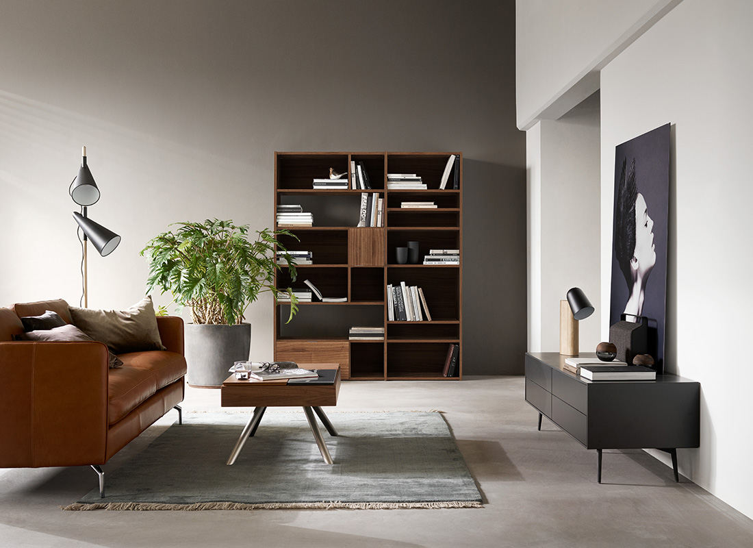Copenhagen Bookcase