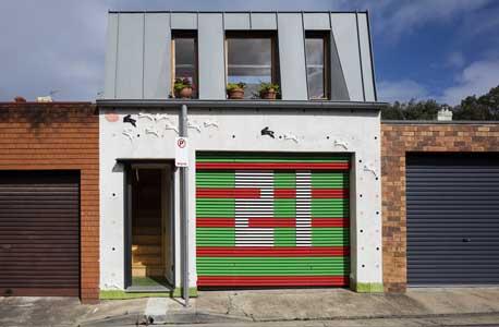 Laneway House by McGregor Westlake Architecture