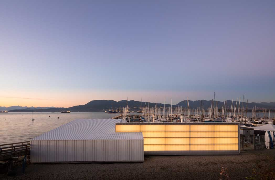 "Royal Vancouver Yacht Club."""