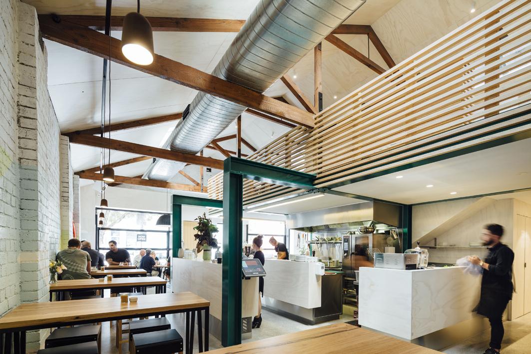 Code Black Coffee, Howard Street, North Melbourne