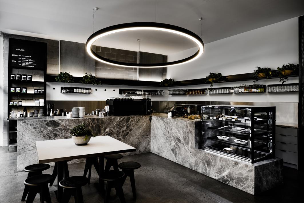 Light Years cafe, Hawthorn East