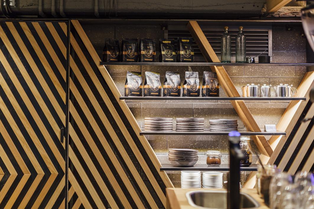 Little Bang Espresso, RMIT Melbourne
