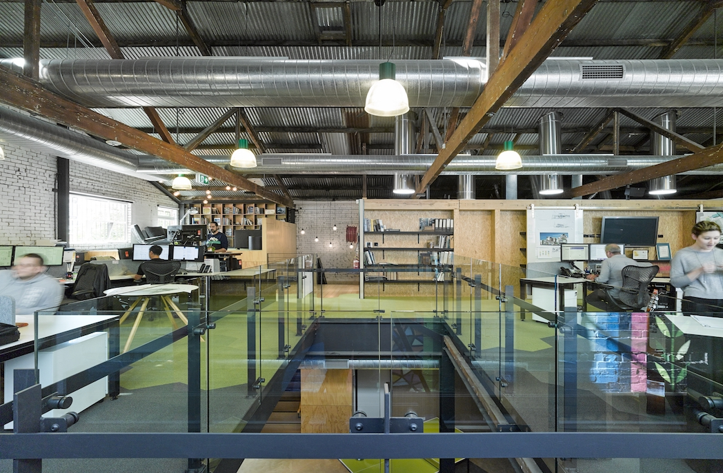 i2C's Melbourne Studio