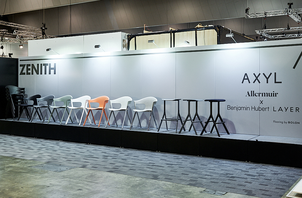zenith partner brand Axyl