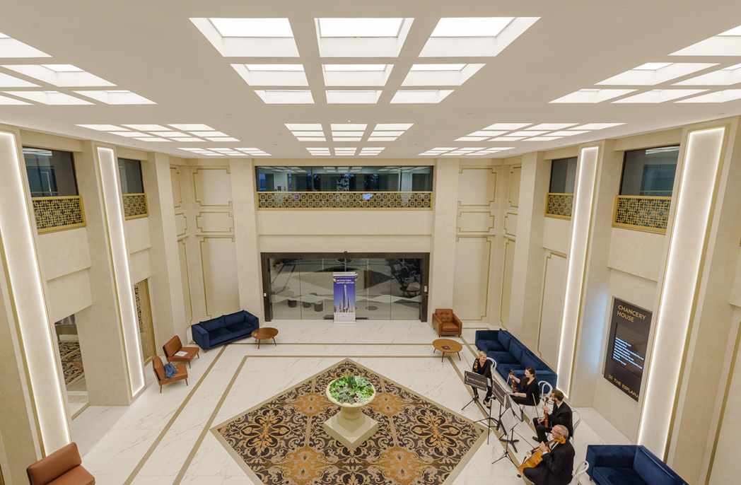 The ideal acoustic ceiling: what architects and their ...