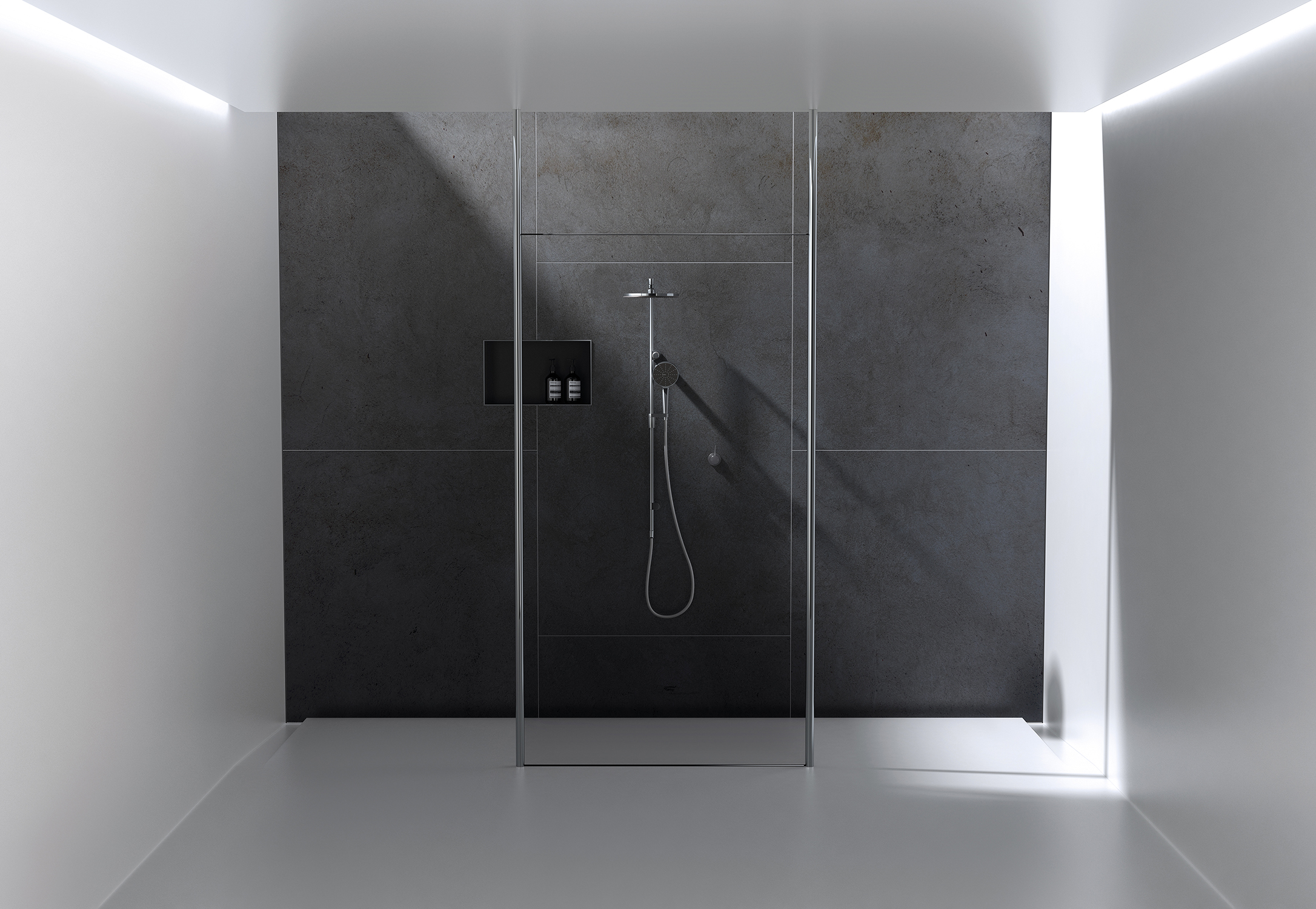 NX Vive Twin Shower