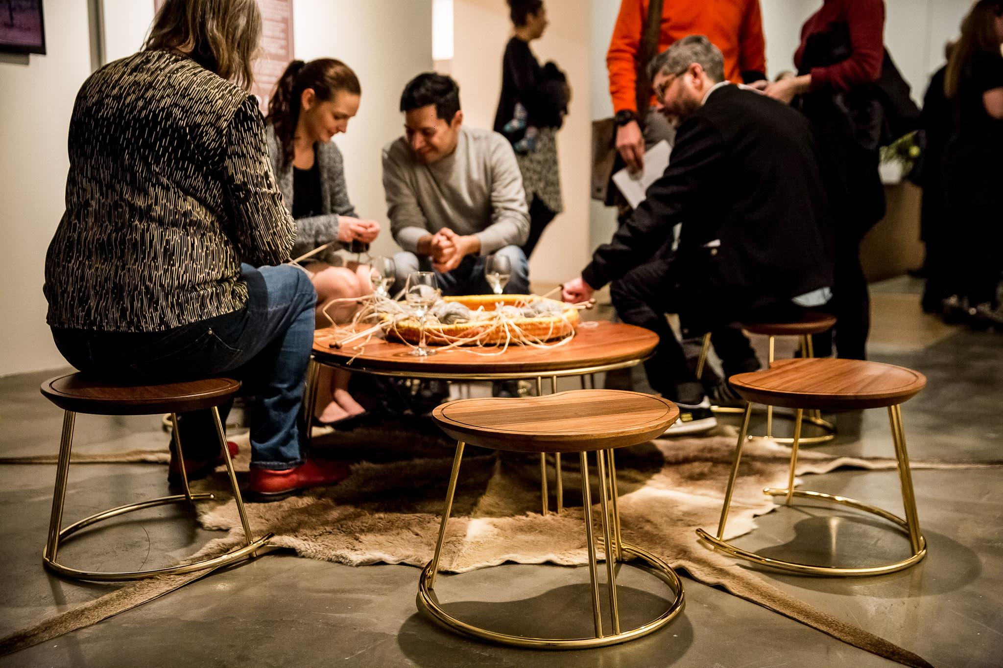 Vivid Award for Furniture Design, Nyinajimanha by Nicole Monks
