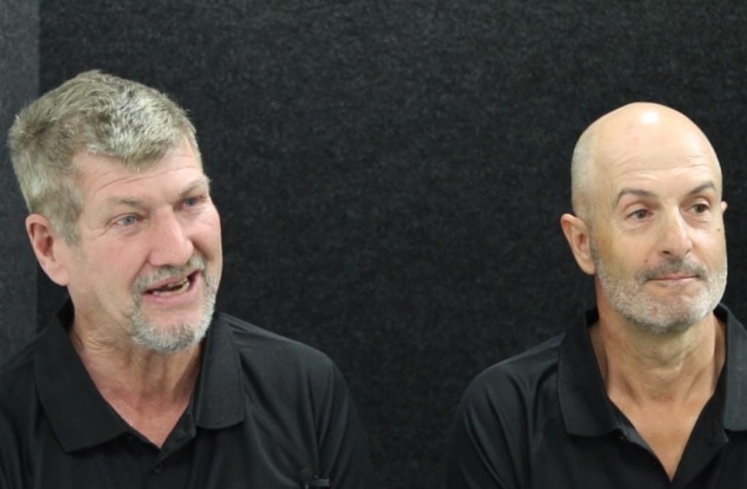DesignBUILD Incubator program winners: Philip Wratten and Rocco Pannunzio – Ropa