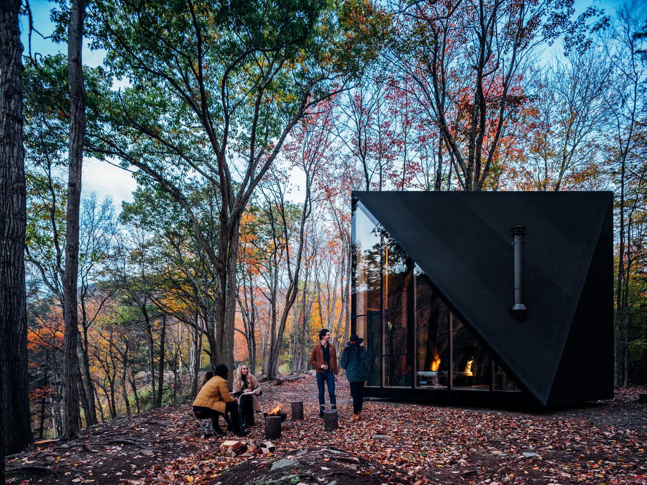 The A45 tiny house