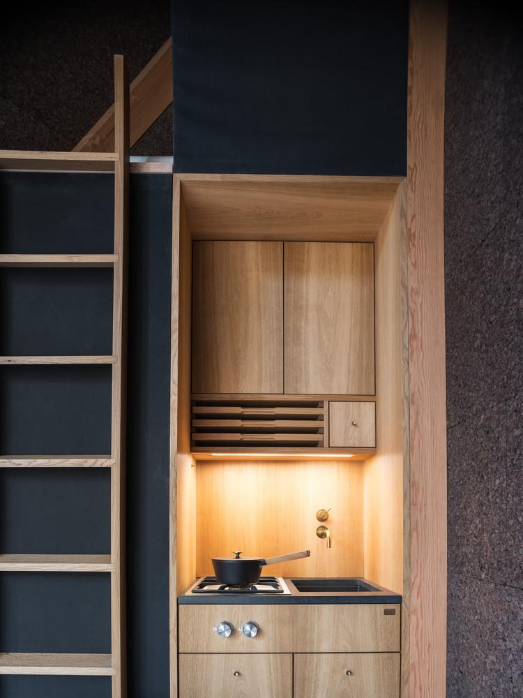 Kitchen designed by Københavns Møbelsnedkeri