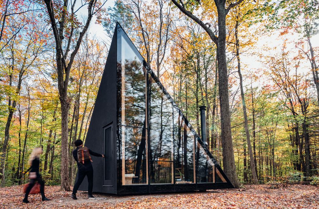 Klein's tiny house by BIG