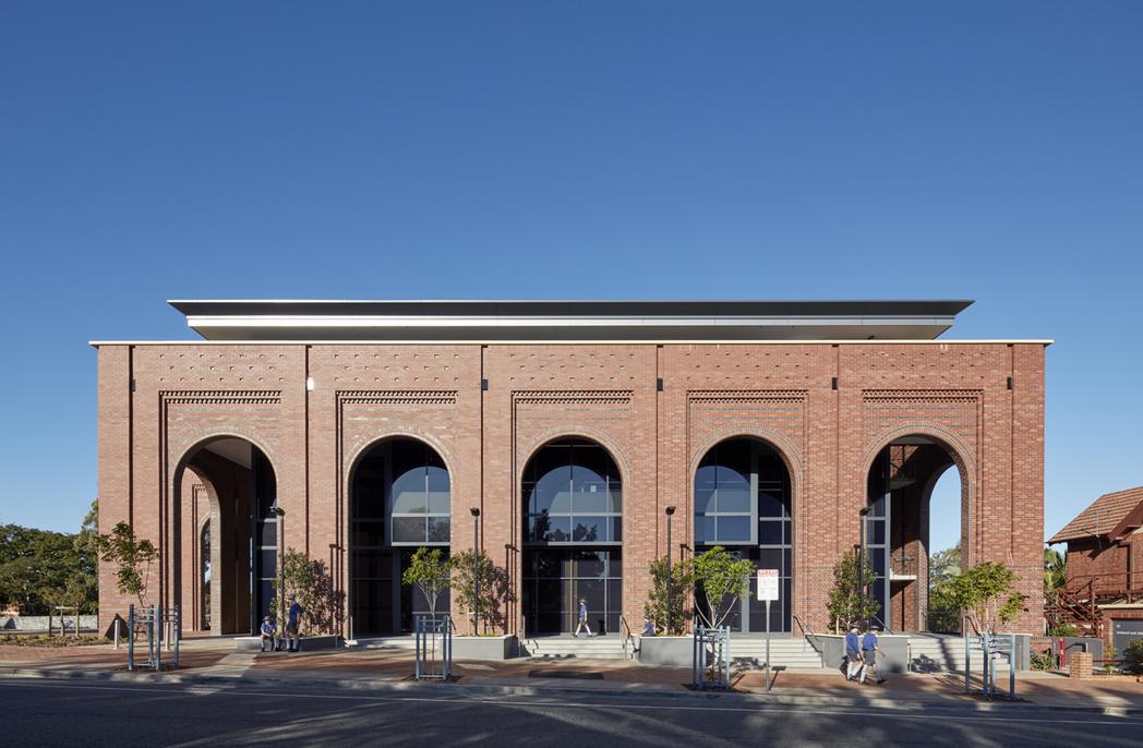 Centenary Library