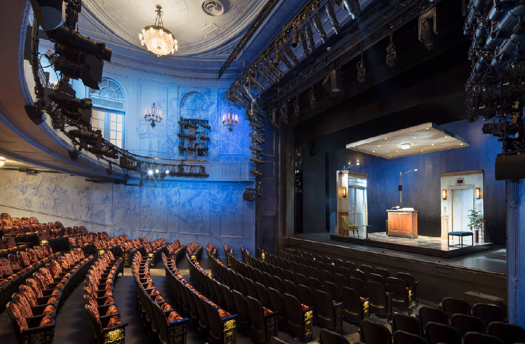 Hayes Theater by David Rockwell