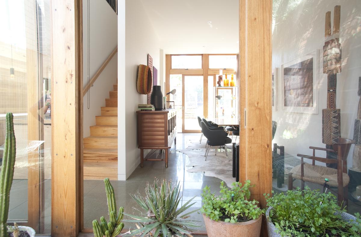 Corridor spaces