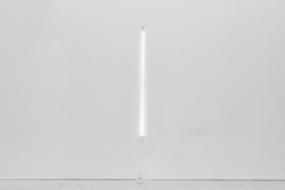 A single Induction Wall Light