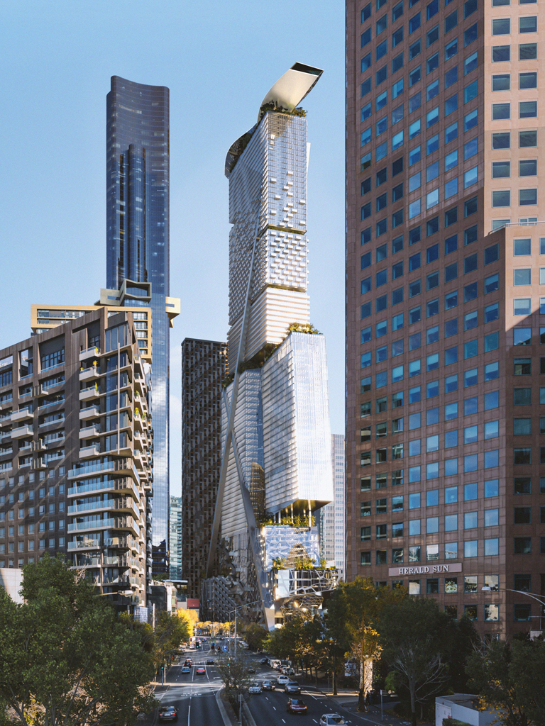 The Beulah Propeller City design proposal