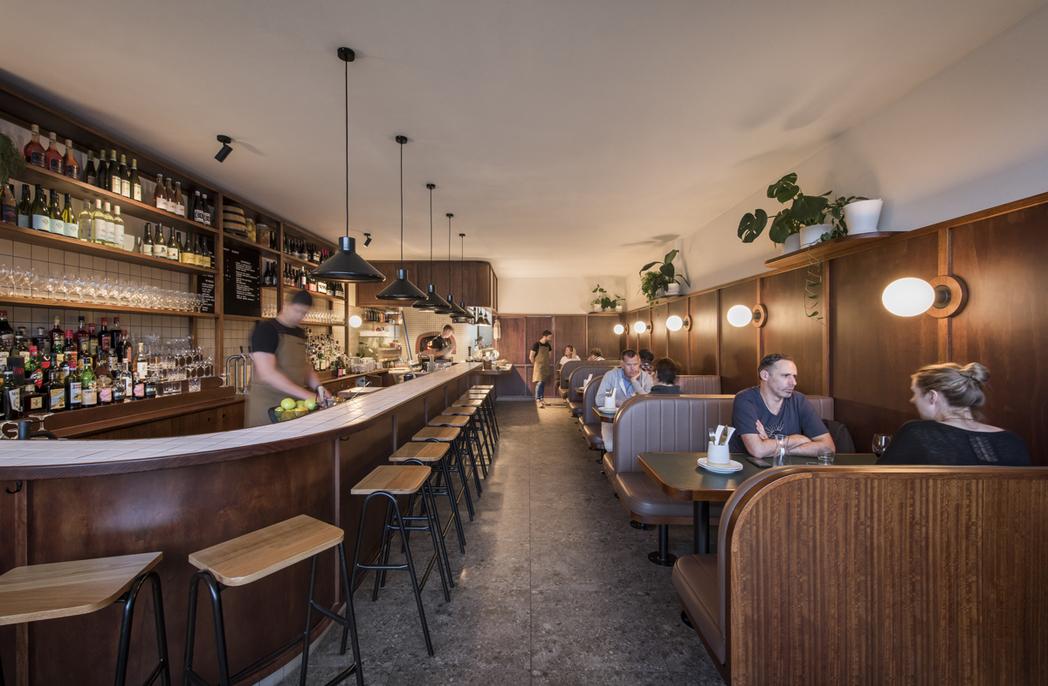 Anchovy Bandit bar and restaurant