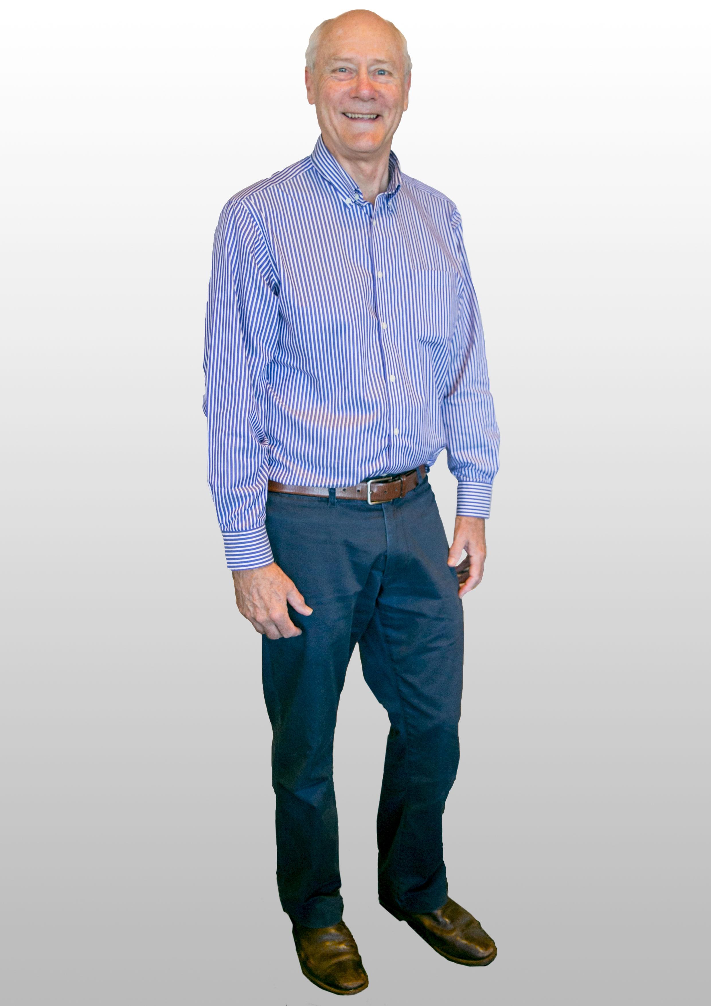 Buchan Non-Executive Chairman Frank Zipfinger