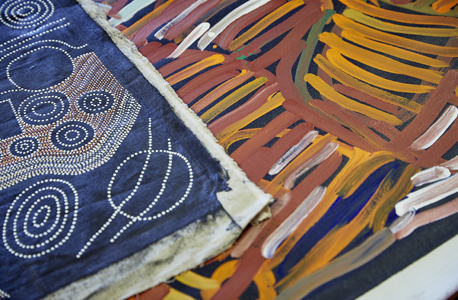 Ikea teams with Pwerle Aboriginal art gallery