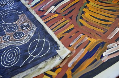 Ikea teams with Pwerle Aboriginal art gallery