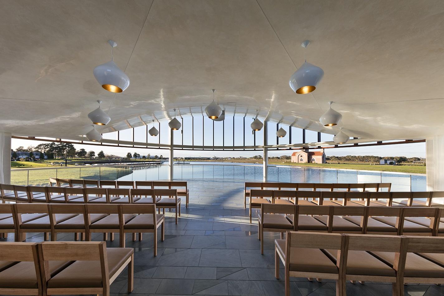 inside The Sanctuary_Bunurong_TILT Industrial Design_Photo by John Gollings