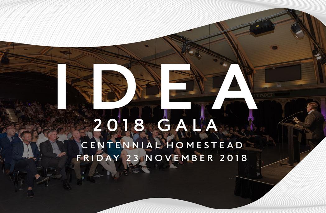 IDEA 2018 Gala