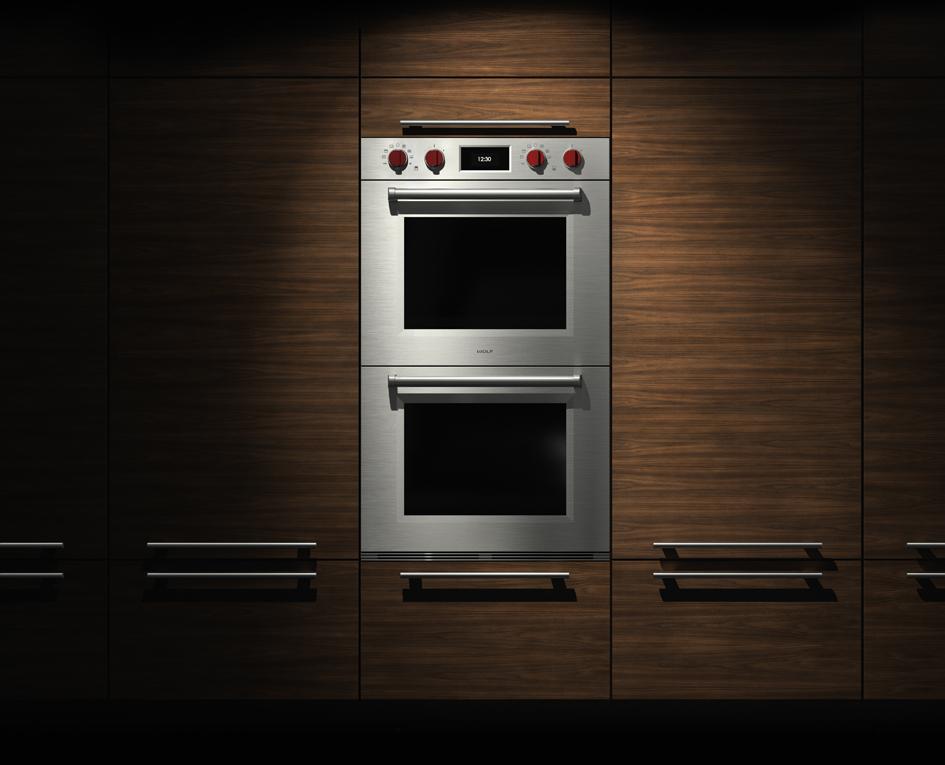 M series ovens